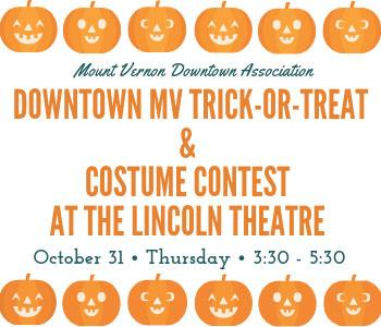 Downtown MV Trick Or Treat