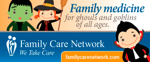 Family Care Network Halloween 2018