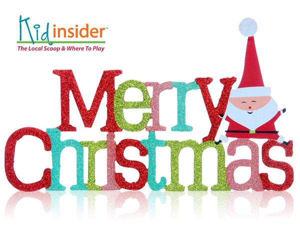 Merry Christmas Kid Insider