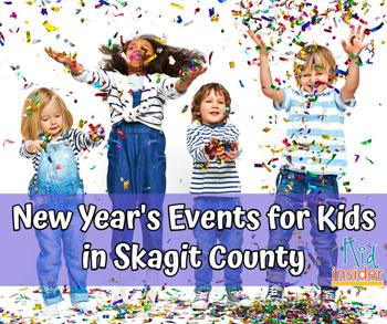 New Years For Kids Skagit