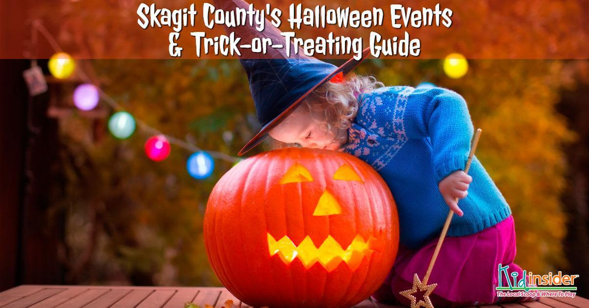 Trick-or-Treating and Halloween Activities in Skagit County