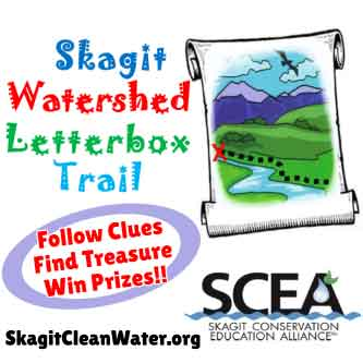 Skagit Watershed Letterbox Trail