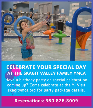Skagit YMCA Birthday Parties 2020