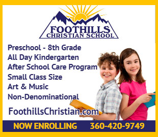 Foothills Christian School is accepting new students!