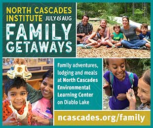 North Cascades Institute Family Summer Getaways