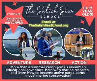 Salish Sea School Anacortes