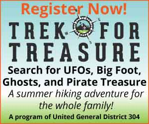 Trek for Treasure